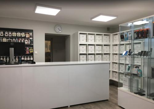 Wnętrzne naszego biura